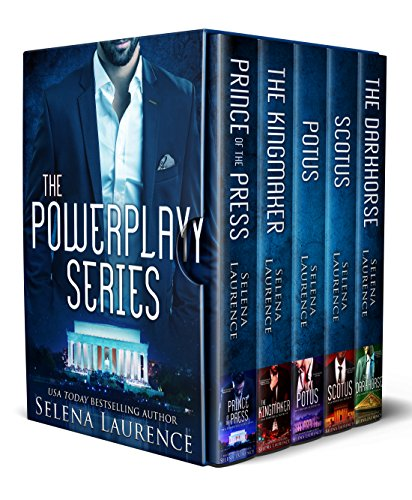 Book Cover: The Powerplay Series by Selena Laurence