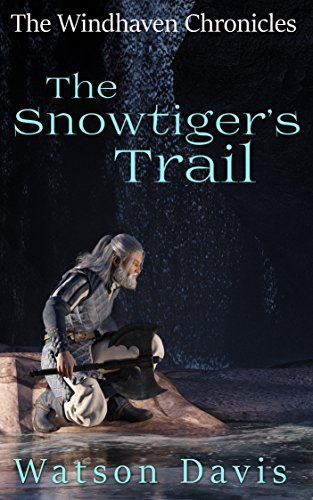The Snowtigers Trail by Watson Davis