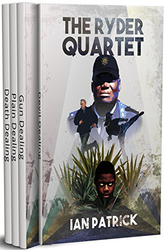 Book Cover: The Ryder Quartet E-reader Boxset: Volumes 1-4 by Ian Patrick