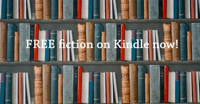free fiction on KIndle