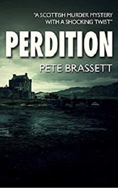 Book Cover: PERDITION: A Scottish murder mystery with a shocking twist