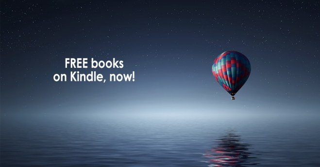 FREE books on Kindle now
