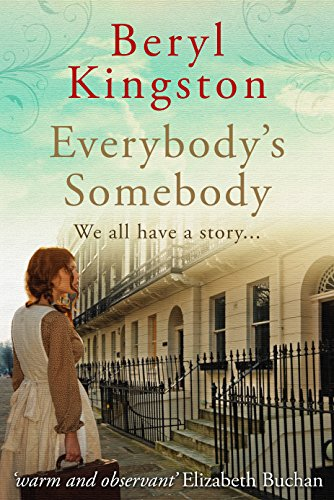 Everybody's Somebody: A woman's fight for her rights and her future by Beryl Kingston