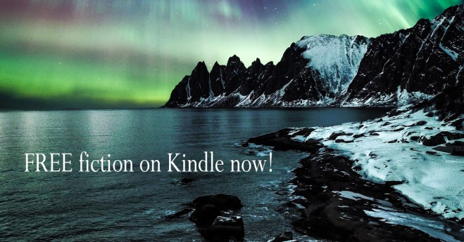 Free fiction on Kindle now
