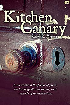 Kitchen Canary Joanne Parsons