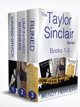 The Taylor Sinclair Series Box Set Books 1-3 by Wendy Hewlett