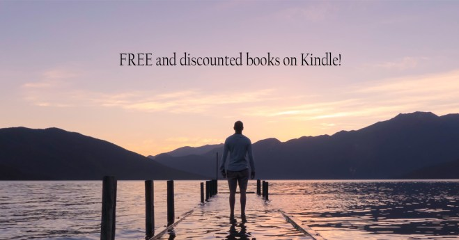 Books that bite FREE and discounted on Kindle now!