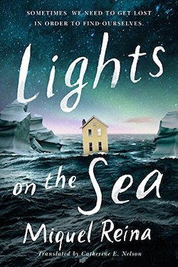 Lights on the Sea by Miquel Reina