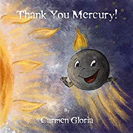 Thank you Mercury by Carmen Gloaria