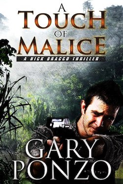 A Touch of malice by Gary Ponzo