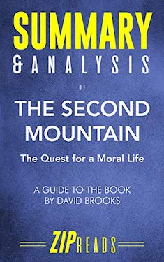 Summary of the Second Mountain by david Brooks
