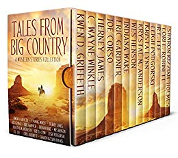 Tales from the big country by Various