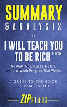 Summary $ analysis teach you to be rich