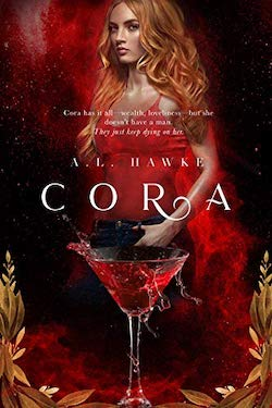 Cora by A. L. Hawke
