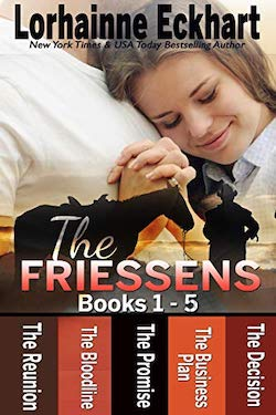 The Friessens by Lorhainne Eckhart