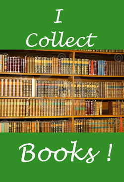 I-collect-books-green