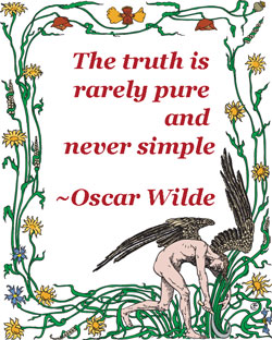 Wilde-on-truth-illuminated
