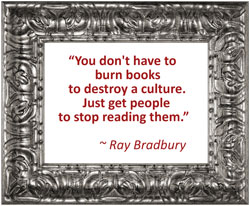 bradbury-on-books