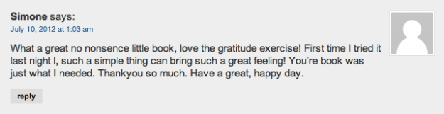 positive review for How to be Happy