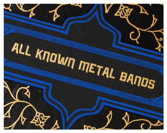 all known metal bands