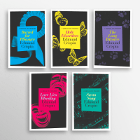 Designing book covers for a series: Stuart Bache interview