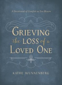 Book Cover Grieving the Loss of a Loved One
