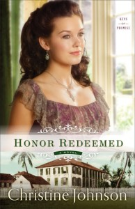 Book Cover Honor Redeemed