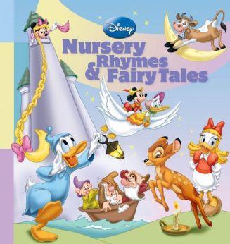 Disney Nursery Rhymes Amp Fairy Tales