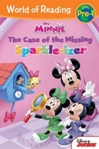 Case of the Missing Sparkle-izer, The