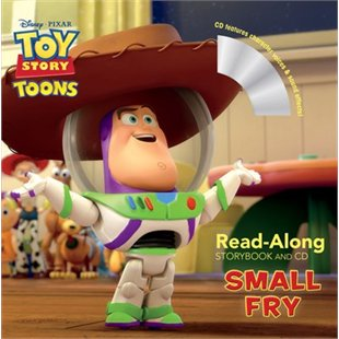 Small Fry Read-Along Storybook and CD