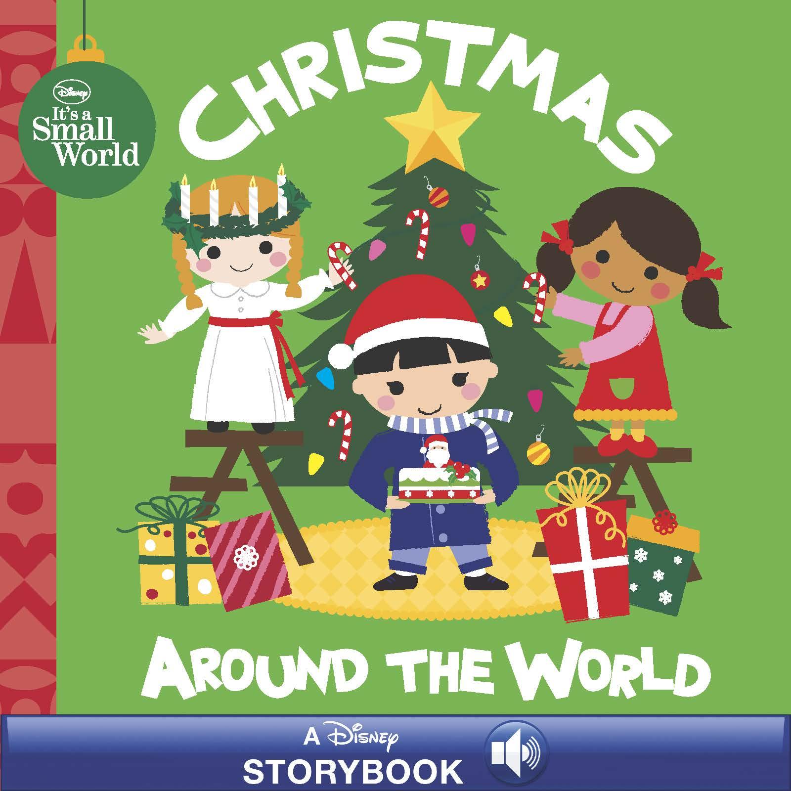 Christmas around the world disney publishing worldwide