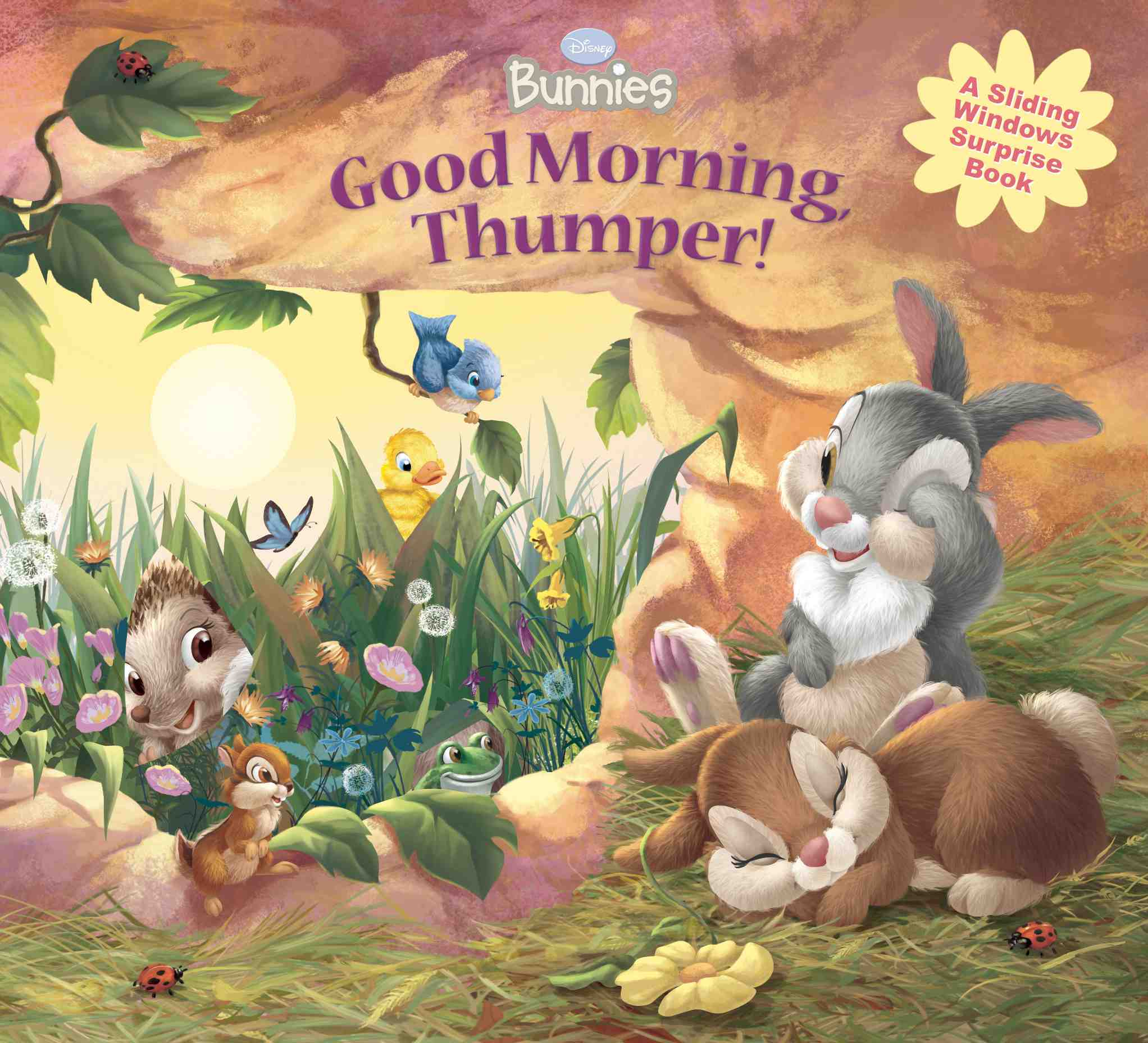 Thumper and the Noisy Ducky | Disney Publishing Worldwide