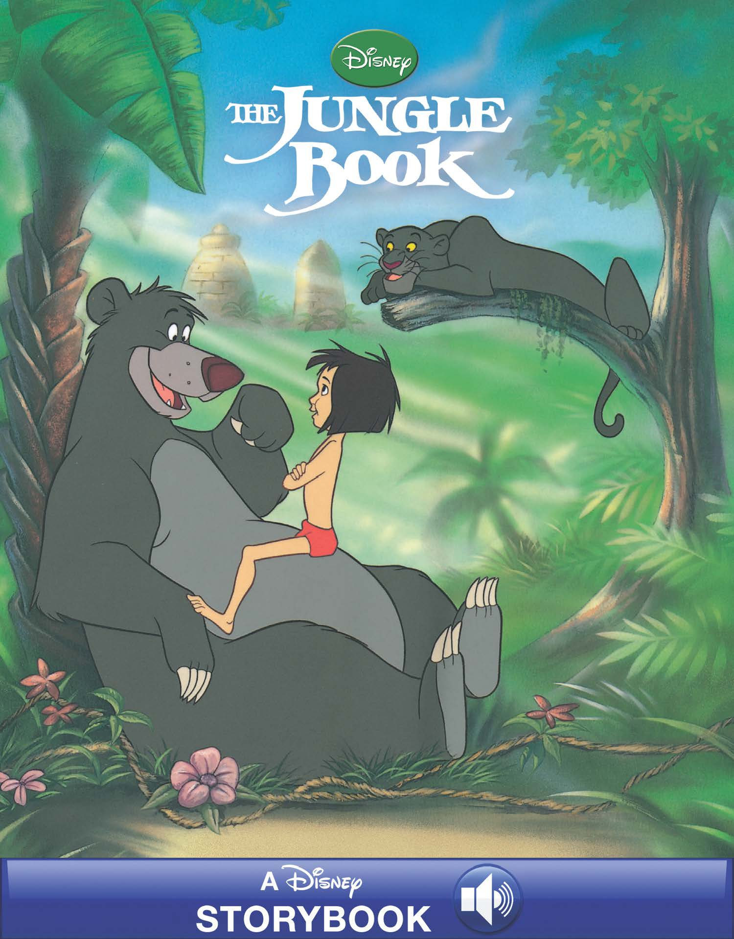 The Jungle Book with Audio