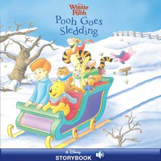 Pooh Goes Sledding-eBK-Audio