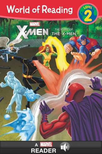 Story of the X-Men