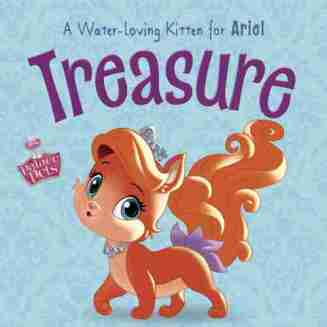 Treasure-A Water-Loving Kitten for Ariel