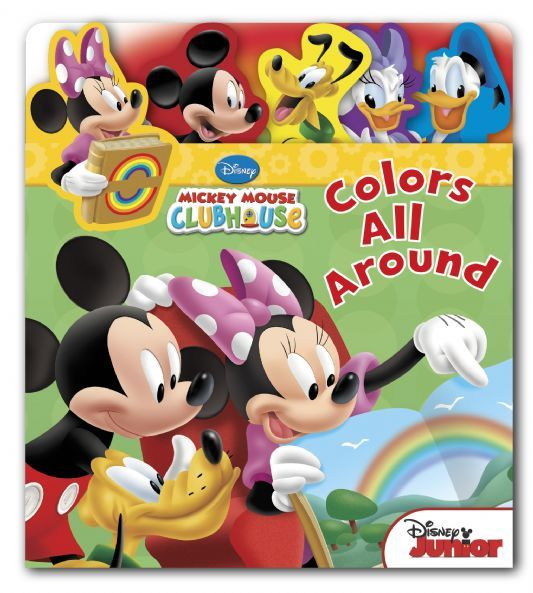 Mickey Mouse Clubhouse:  Colors All Around