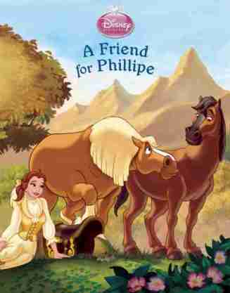 A Friend for Phillipe-eBook