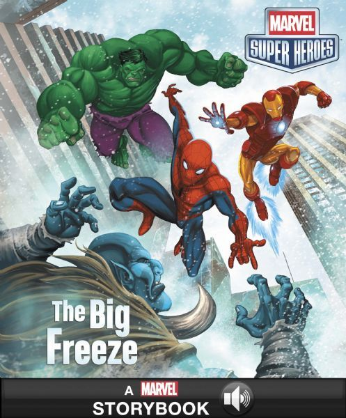 Marvel Super Heroes: The Big Freeze