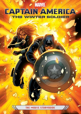 The Winter Soldier - movie storybook