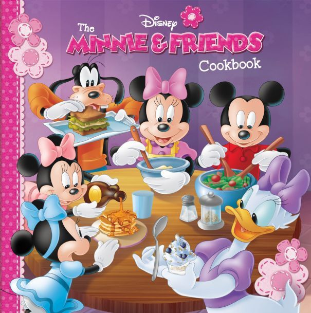 The Minnie & Friends Cookbook