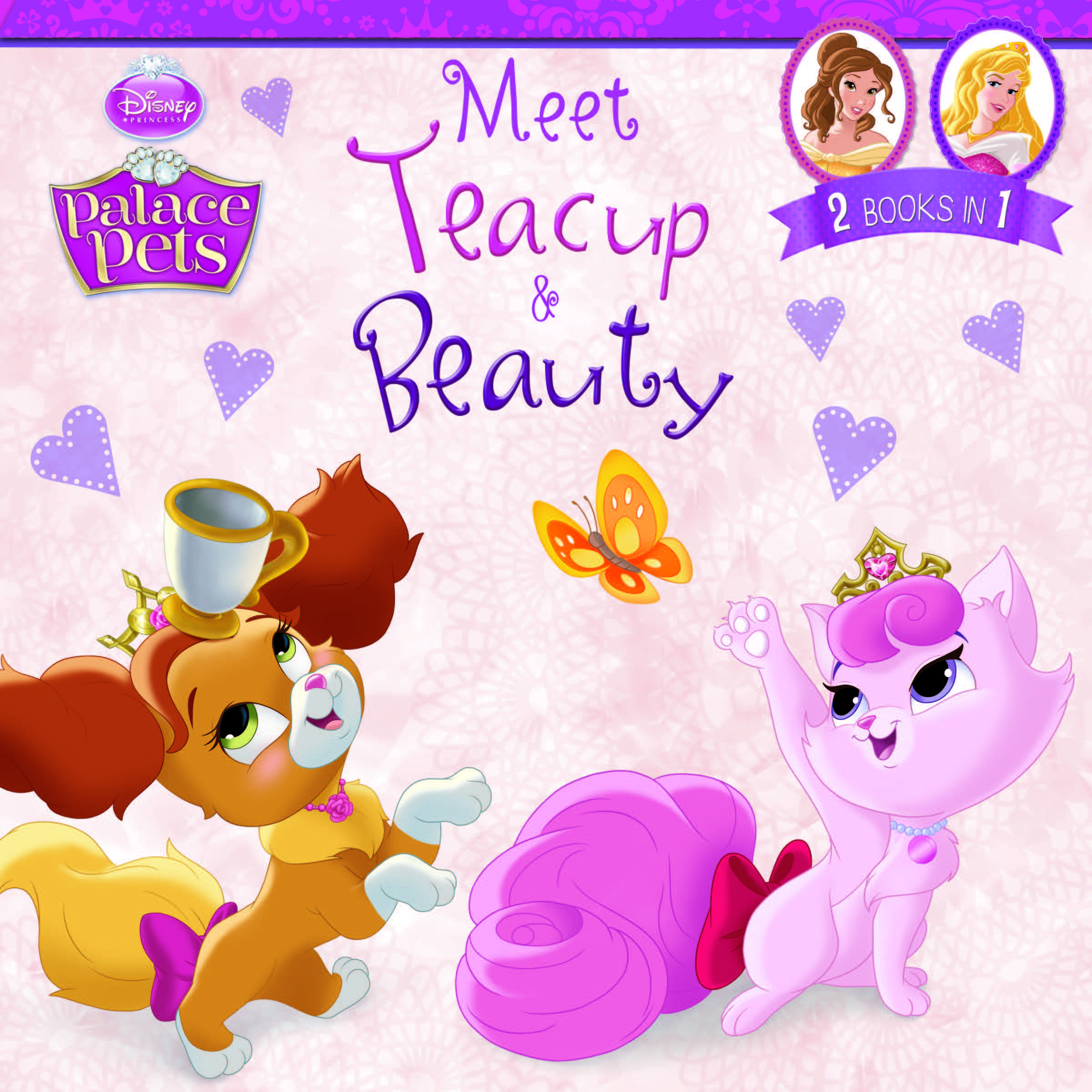 Palace Pets:  Meet Teacup and Beauty