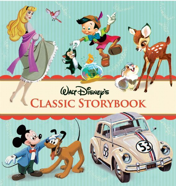 Walt Disney's:  Classic Storybook (Volume 3)