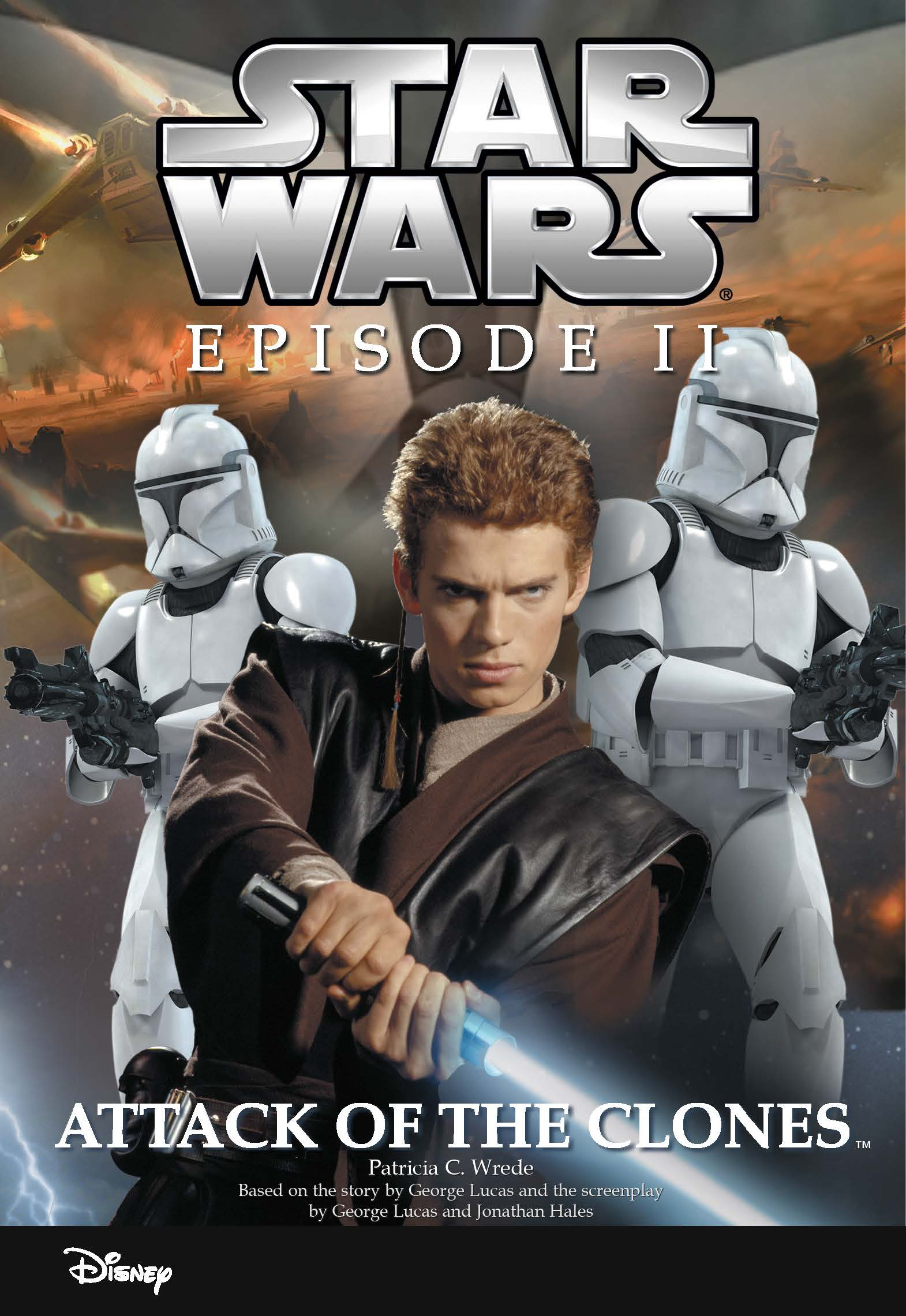 Star Wars Episode II:  Attack of the Clones (Volume 2)