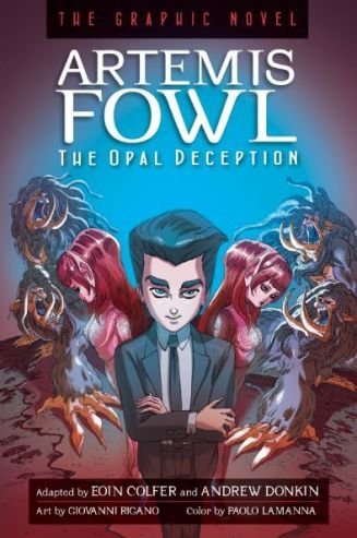 Opal Deception Graphic Novel, The