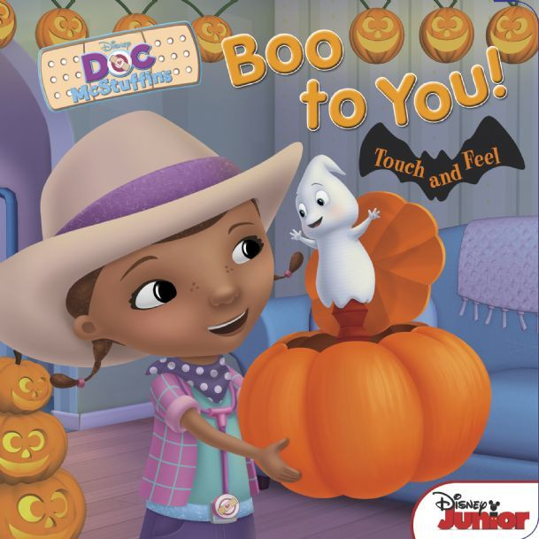 Doc McStuffins:  Boo to You!