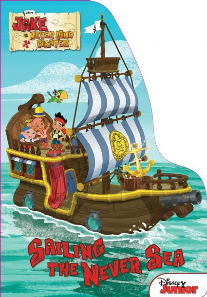 Jake and the Never Land Pirates:  Sailing the Never Sea