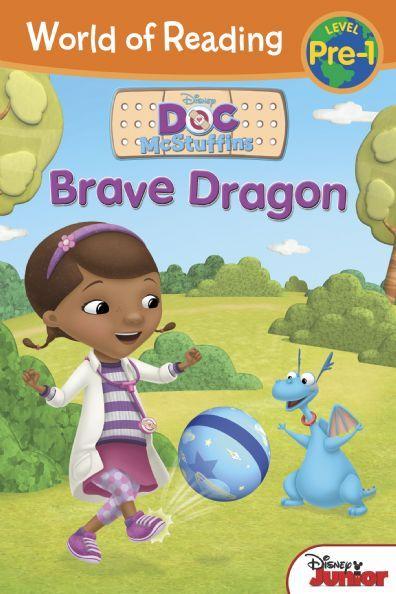 World of Reading: Doc McStuffins: Brave Dragon