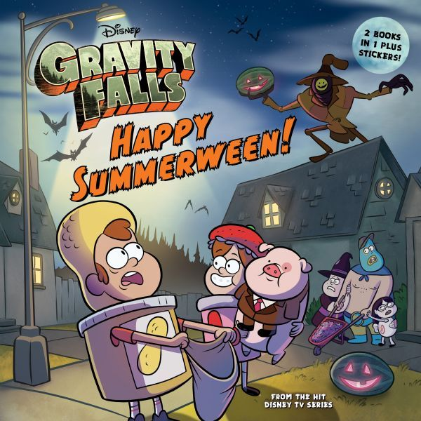 Gravity Falls:  Happy Summerween! / The Convenience Store . . . of Horrors!