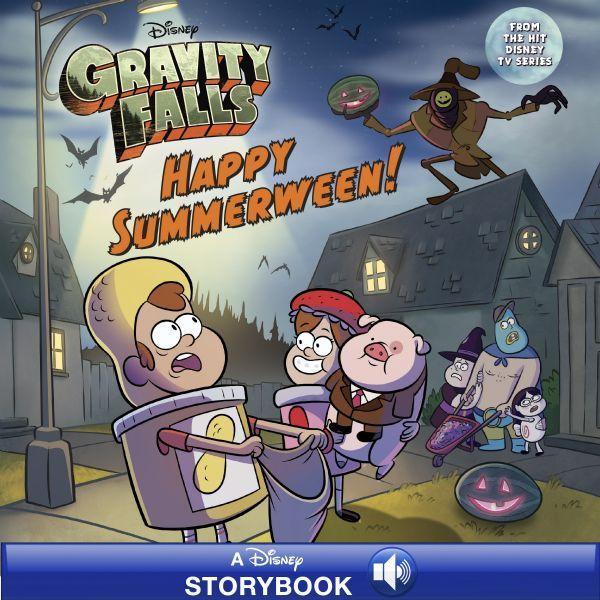 Gravity Falls:  Happy Summerween!